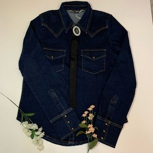 NWT ZARA DENIM JACKET